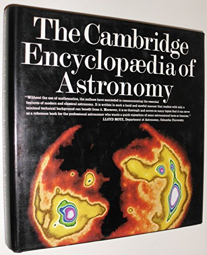 9780517528068: Cambridge Encyclopedia of Astronomy