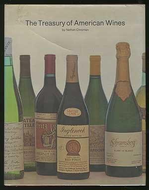 9780517528549: The Treasury of American Wines