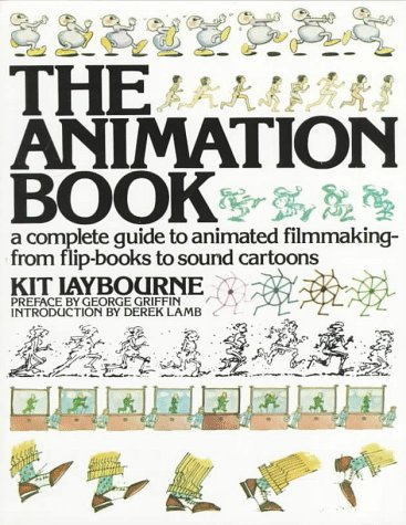 9780517529461: The Animation Book