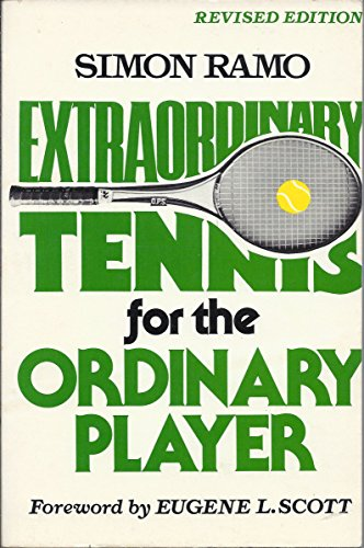 9780517529874: Extraordinary Tennis for the Ordinary Player