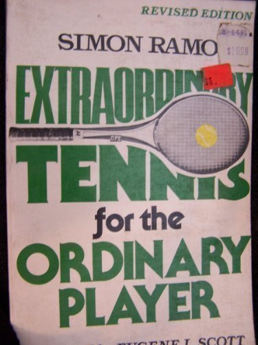 Extraordinary Tennis Ordinary Players: Outlet Book Company
