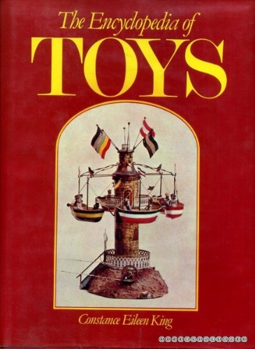 Encyclopedia of Toys (0517530279) by Rh Value Publishing