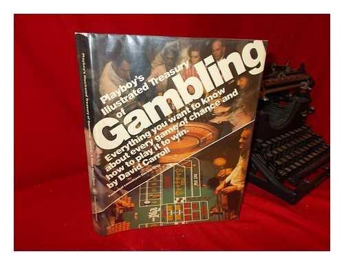 9780517530504: Playboy's illustrated treasury of gambling