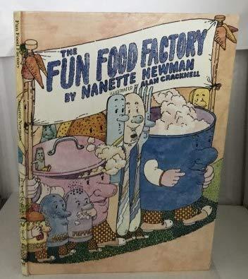 9780517531037: The Fun Food factory