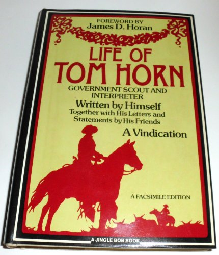 The Life of Tom Horn, Government Scout