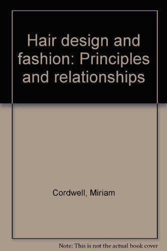 9780517531211: Hair design and fashion: Principles and relationships