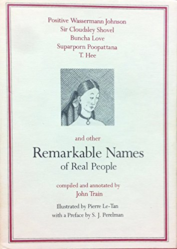 9780517531303: Remarkable Names of Real People
