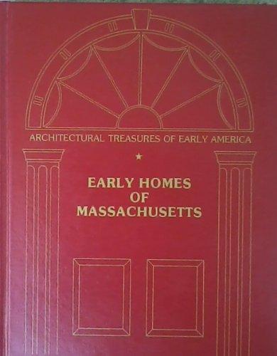 Early Homes of Massachusetts: Rh Value Publishing