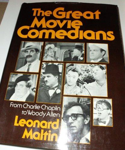 The Great Movie Comedians: Leonard Maltin