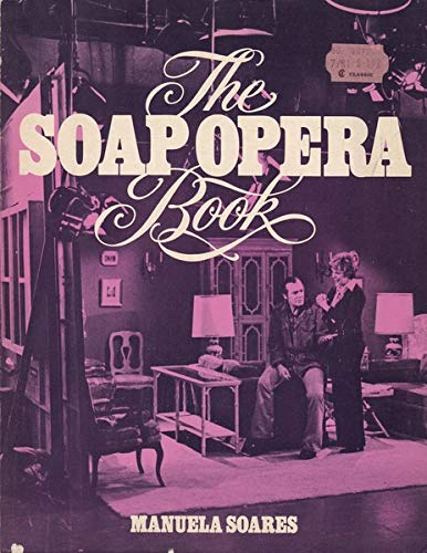 The soap opera book (0517533308) by Soares, Manuela