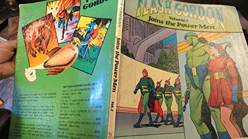 9780517533611: Flash Gordon Joins the Power Men