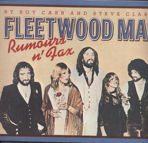 FLEETWOOD MAC RUMOURS N' FAX: Carr, Roy &