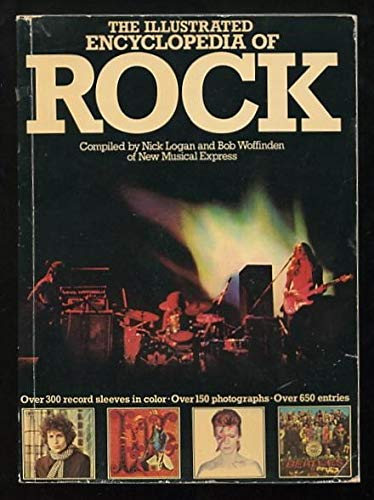 9780517534113: The Illustrated Encyclopedia of Rock (Salamander)