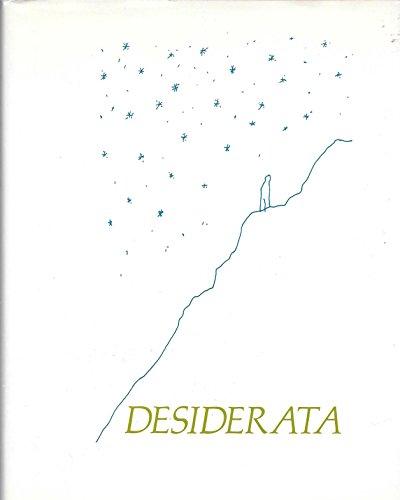 9780517534229: Desiderata