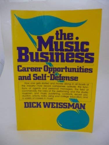 9780517534335: Music Business: Career OP & Sel