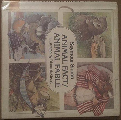 9780517534748: Animal Fact/Animal Fable