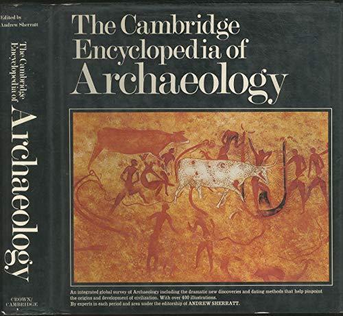 9780517534977: Cambridge Encyclopedia of Archaeology