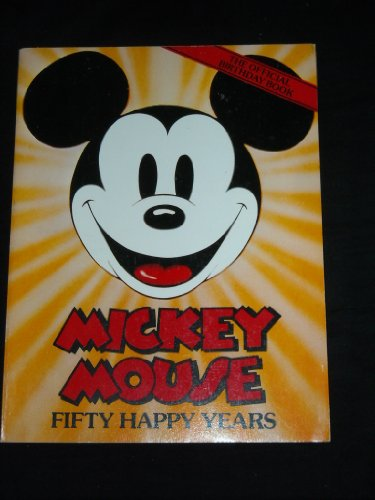 9780517535646: Mickey Mouse 50 Happy Years