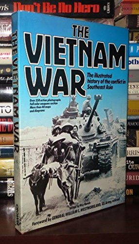 9780517536124: Vietnam War: Illustrated History of the Conflict in Southeast Asia