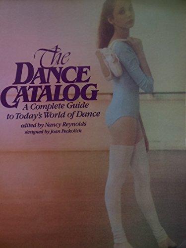 9780517536421: The dance catalog