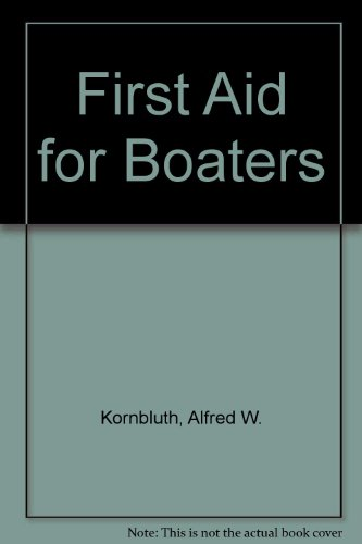 9780517537213: First Aid for Boaters P