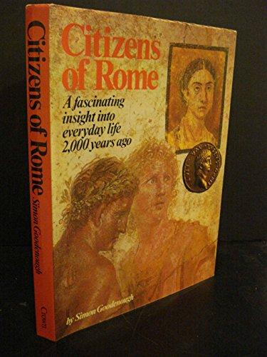 Citizens of Rome: Rh Value Publishing