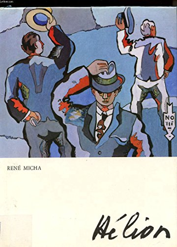 Jean Helion (Crown Art Library): Rene Micha