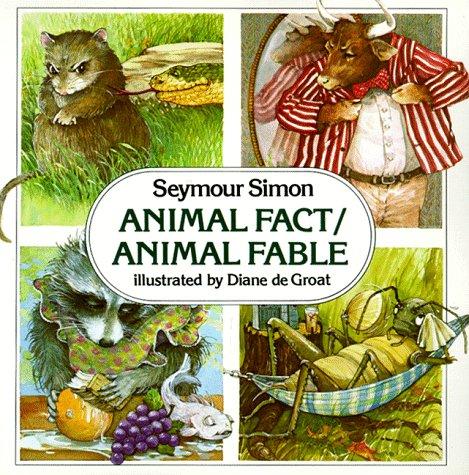9780517537947: Animal Fact/Animal Fable