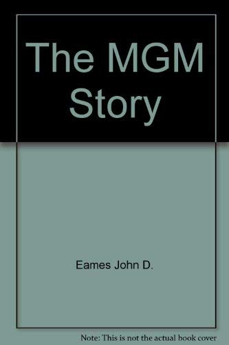 9780517538111: MGM Story: Revised