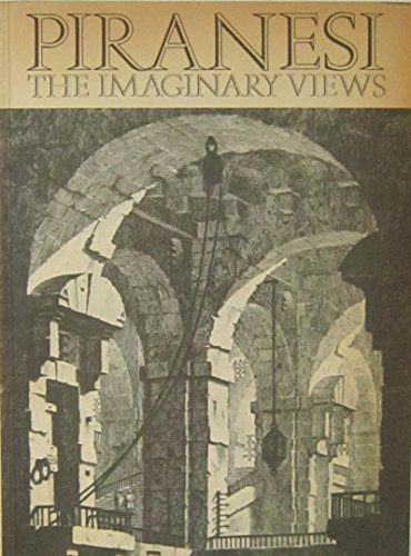 9780517538272: Piranesi: The Imaginary Views