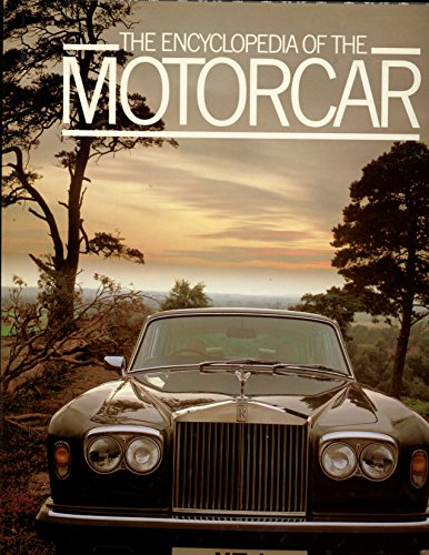 9780517538333: The Encyclopedia of the Motorcar