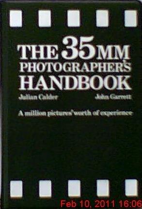 9780517539187: The 35mm Photographers Handbook
