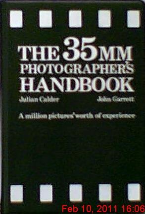 9780517539187: The 35mm Photographers Handbook