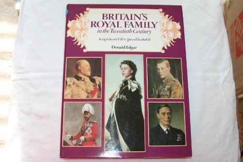 Britains Royal Family in the 20th Century (9780517539415) by Rh Value Publishing