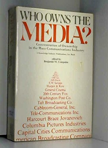 9780517540596: Who Owns the Media