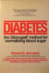 9780517541555: Diabetes: The Glucograph Method for Normalizing Blood Sugar