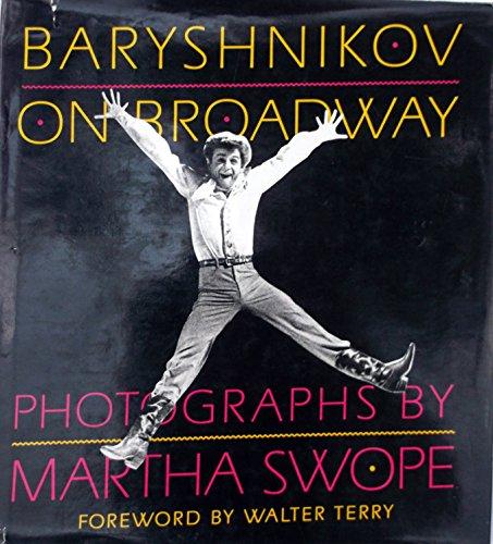 9780517542187: Baryshnikov on Broadway: Photographs