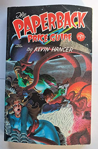 Paperback Price Guide (No. 1)--SIGNED BY KEVIN HANCER (BEAUTIFUL NEW UNREAD, UNUSED COPY--FIRST P...