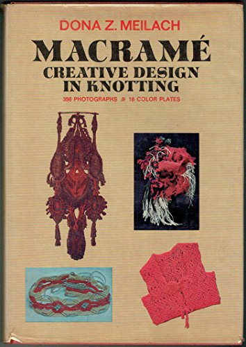 9780517543061: Macrame: Creative Design in Knotting
