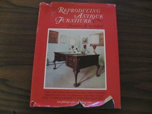 9780517543085: Reproducing Antique Furniture