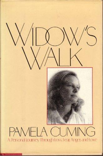 Widows walk: A personal journey through loss,