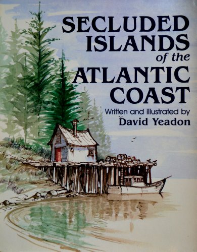 9780517543658: Secluded Islands of the Atlantic Coast