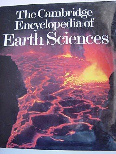 9780517543702: The Cambridge Encyclopedia of Earth Sciences
