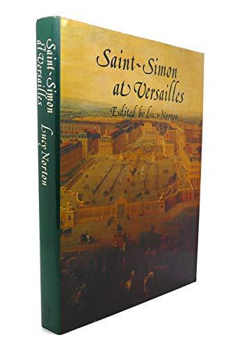 9780517544334: Saint Simon at Versailles