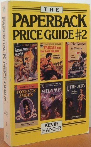 Paperback Price Guide: Second Edition: Hancer, Kevin