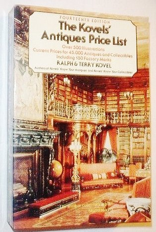 Kovels Antiques Price List: Ralph & Terry
