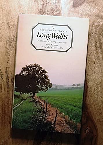 National Trust Book of Long Walks in: Adam Nicolson