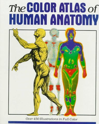 9780517545140: The Color Atlas of Human Anatomy