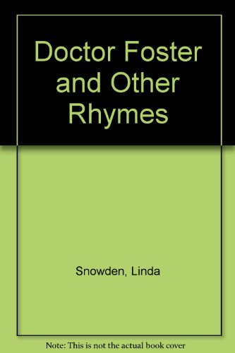 9780517545331: Doctor Foster and Other Rhymes