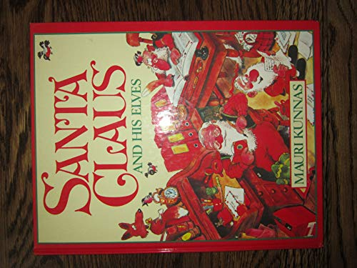 9780517547816: Santa Claus & His Elves P Ov B